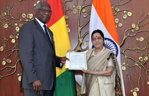 Guinea Joins International Solar Alliance Isa Framework Agreement