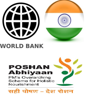 India World Bank Signed 200 Million Loan Agreement For Poshan