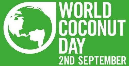 Coconut Day - September  02  IMAGES, GIF, ANIMATED GIF, WALLPAPER, STICKER FOR WHATSAPP & FACEBOOK