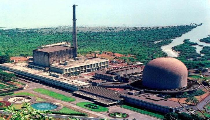 apsara nuclear reactor is in which state