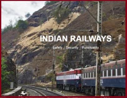 indian railway passenger reservation