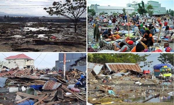 Sulawesi Tsunami Facts, Date, Earthquake Tsunami at Coastal City