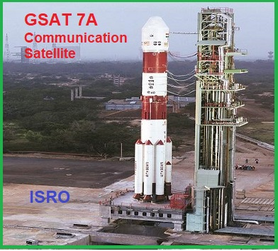 ISRO prepares to launch latest communication satellite 'GSAT