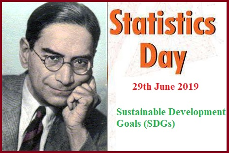 29 June: National Statistics Day 2019 Theme, Details, Aim, History