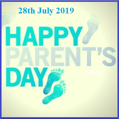 28 July National Parent S Day 2019 Celebrations In India Aim Significance History
